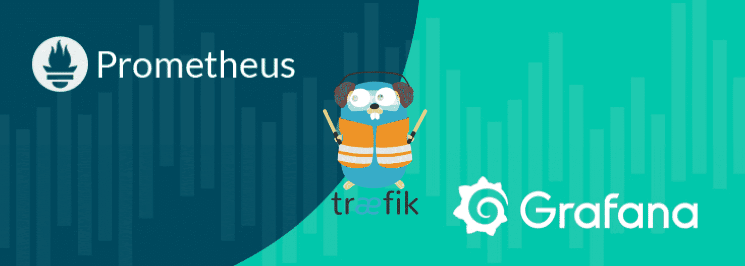 Traefik – Prometheus – Grafana – Apps – Metrics | Docker-compose Stack