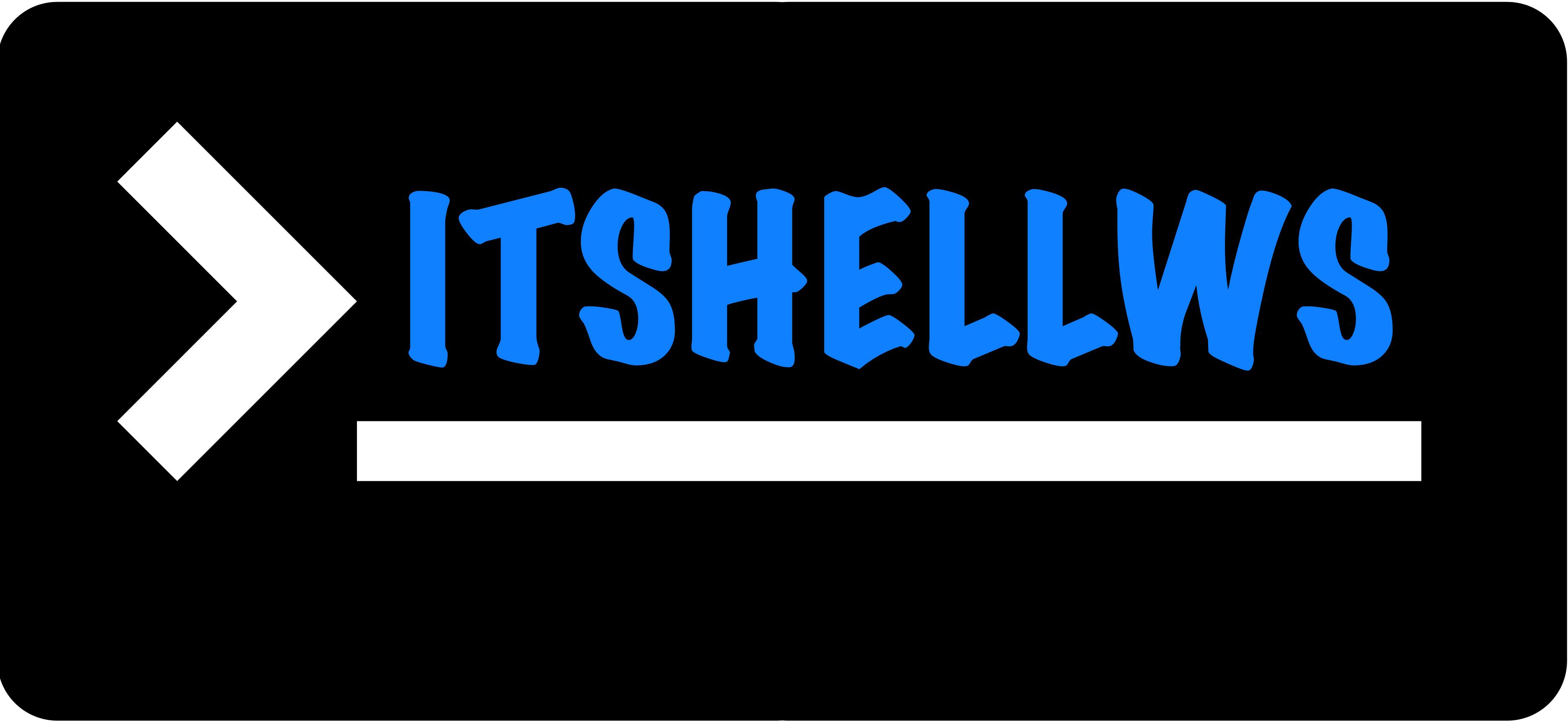 ITSHELLWS